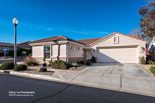 4416 Ironwood Drive Dr, St George, UT 84790 (MLS #18-199198) :: Saint George Houses