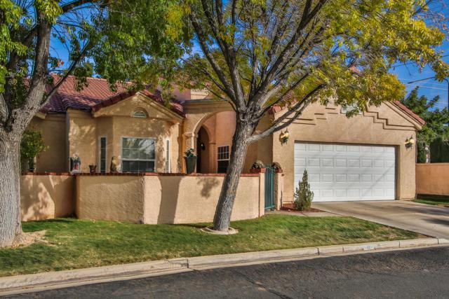 1186 E 900 S #11, St George, UT 84790 (MLS #18-199209) :: The Real Estate Collective