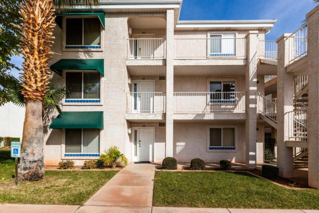 1845 W Canyon View Dr #505, St George, UT 84770 (MLS #18-199264) :: Remax First Realty