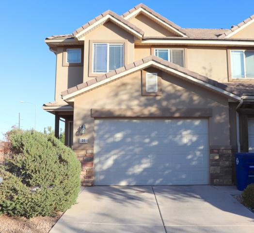 1000 E Bluffview Dr #51, Washington, UT 84780 (MLS #18-199265) :: Remax First Realty