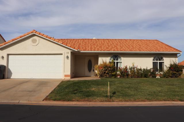646 N 2450 E #29, St George, UT 84790 (MLS #18-199266) :: Saint George Houses