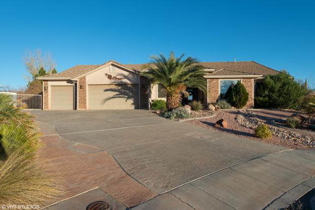 571 S Cordero Dr, Ivins, UT 84738 (MLS #18-199497) :: Remax First Realty