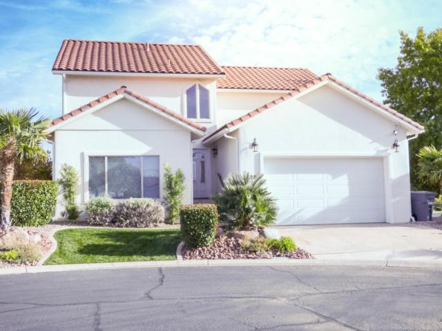 2050 W Canyon View #228, St George, UT 84770 (MLS #18-199514) :: The Real Estate Collective