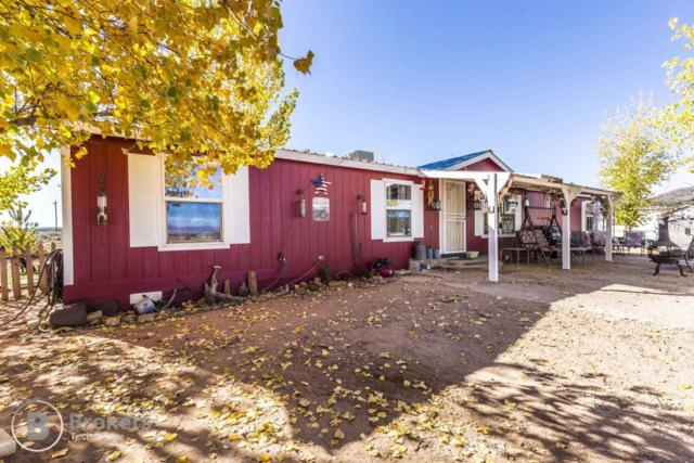 105 N Coyote Rd, Apple Valley, UT 84737 (MLS #18-199516) :: Diamond Group