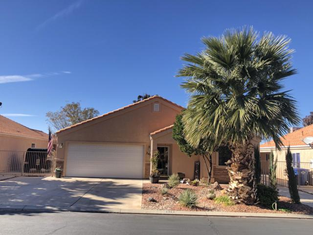 2464 S 725 W, Hurricane, UT 84737 (MLS #18-199529) :: The Real Estate Collective