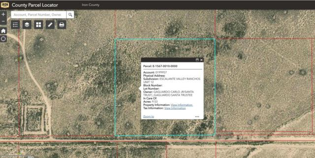 1800 W Pioneer Rd, Beryl, UT 84714 (MLS #18-199543) :: The Real Estate Collective