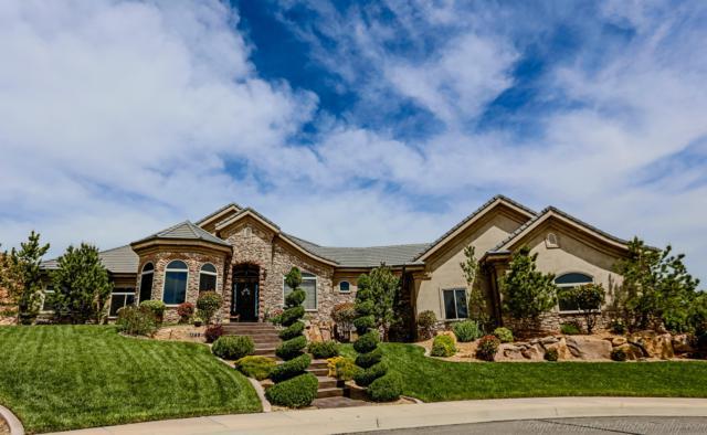 1348 W Sandcrest Cir, Washington, UT 84780 (MLS #18-199592) :: The Real Estate Collective
