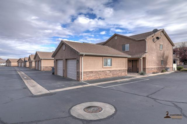 316 S 2450 E #37, St George, UT 84790 (MLS #18-199605) :: The Real Estate Collective