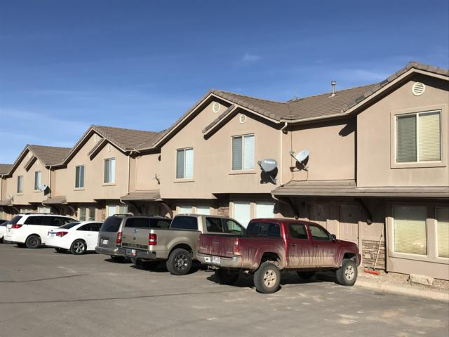 920 S 25 E #4F, Cedar City, UT 84720 (MLS #18-199692) :: Diamond Group