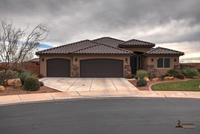 376 E Desert Gardens Ln, Ivins, UT 84738 (MLS #18-199696) :: Remax First Realty