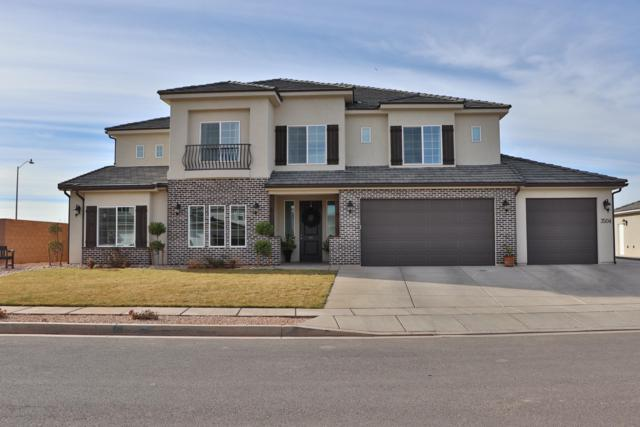 3504 S Bloomfield Dr, Washington, UT 84780 (MLS #18-199792) :: The Real Estate Collective