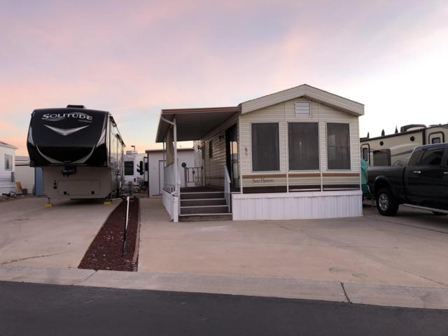 1225 N Dixie Downs Rd #155, St George, UT 84770 (MLS #18-199839) :: Remax First Realty