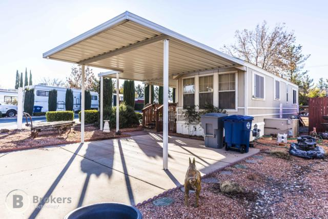 4400 W State St #51, Hurricane, UT 84737 (MLS #18-199914) :: Remax First Realty