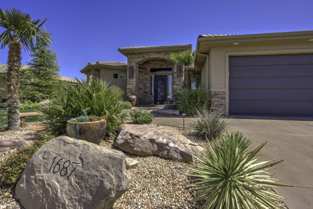 1687 View Point Dr, St George, UT 84790 (MLS #19-200122) :: Red Stone Realty Team