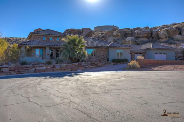 1140 E Fort Pierce Dr N #110, St George, UT 84790 (MLS #19-200170) :: The Real Estate Collective