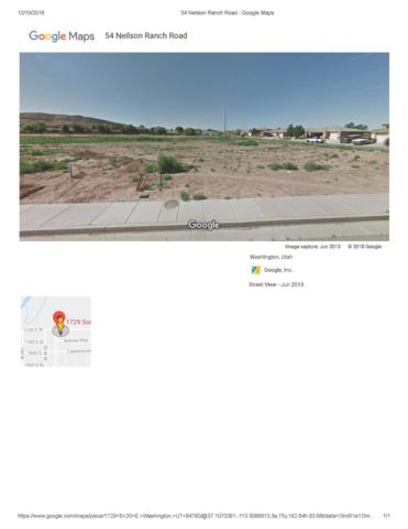 Address Not Published, Washington, UT 84780 (MLS #19-200219) :: Remax First Realty