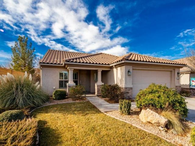 4214 S Ambassador Dr, St George, UT 84790 (MLS #19-200265) :: Remax First Realty