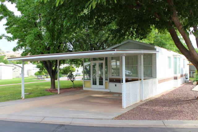 1160 E Telegraph St #96, Washington, UT 84780 (MLS #19-200272) :: Saint George Houses