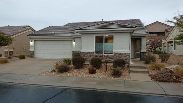 4387 S Kiva Hill Dr, St George, UT 84790 (MLS #19-200277) :: Remax First Realty