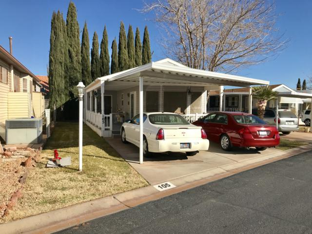 180 N 1100 E #105, Washington, UT 84780 (MLS #19-200323) :: Saint George Houses