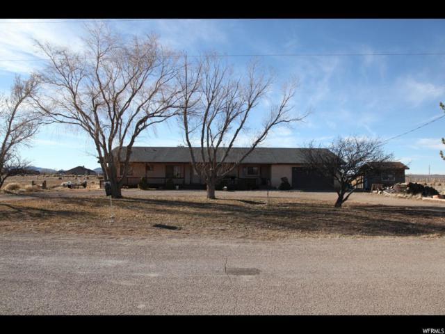 6073 N 2300, Cedar City, UT 84721 (MLS #19-200336) :: Saint George Houses