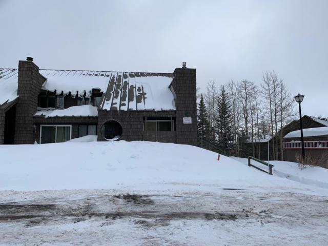 286 W Eagles Roost #C-109, Brian Head, UT 84719 (MLS #19-200381) :: Remax First Realty