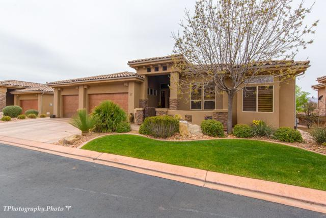 1795 N Snow Canyon Parkway #27, St George, UT 84770 (MLS #19-200418) :: The Real Estate Collective