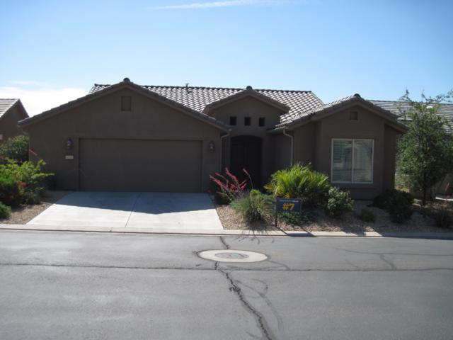 4588 S High Park Dr, St George, UT 84790 (MLS #19-200422) :: Remax First Realty