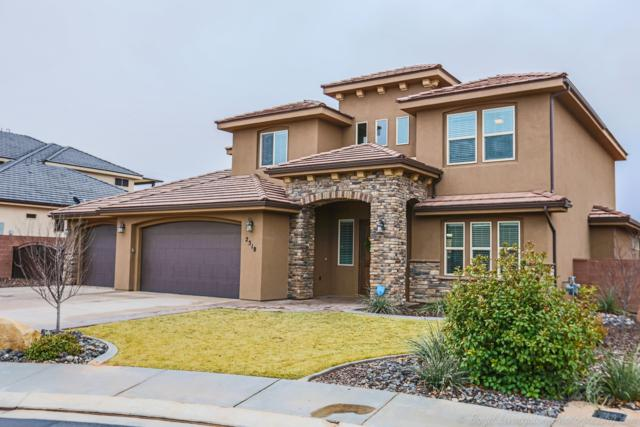 2518 E Lincoln Ln, St George, UT 84790 (MLS #19-200485) :: Red Stone Realty Team