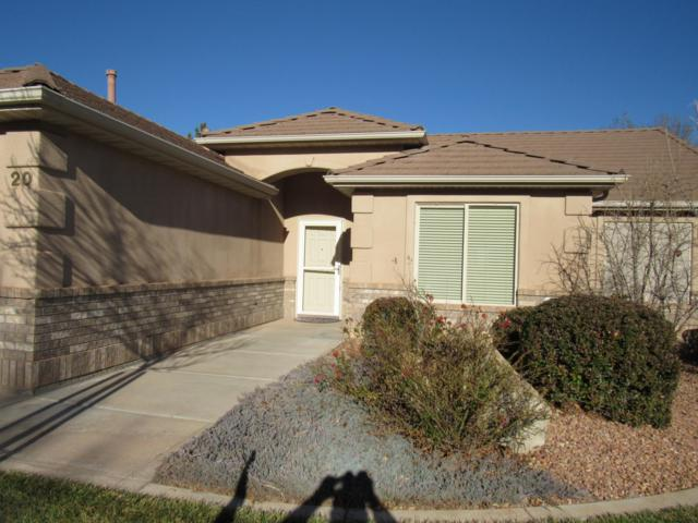 145 N Mall Dr #20, St George, UT 84790 (MLS #19-200529) :: Remax First Realty