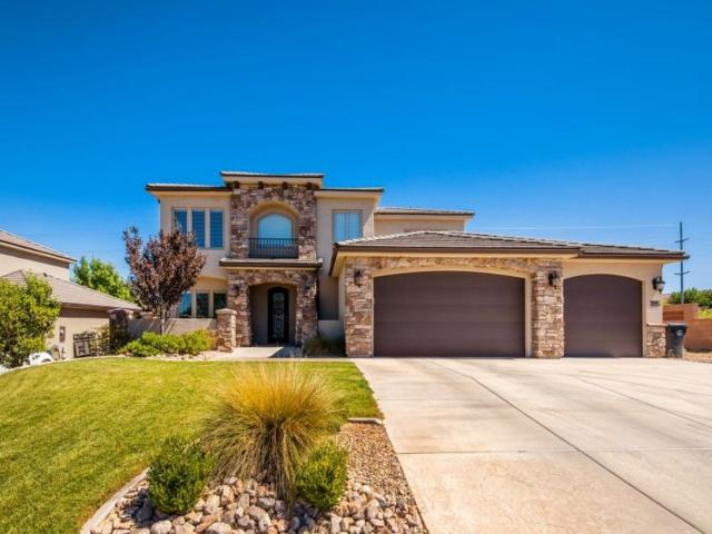 1195 S 2970 E, St George, UT 84790 (MLS #19-200558) :: Remax First Realty