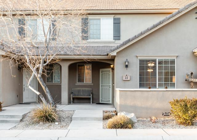 3439 S Barcelona #22, St George, UT 84790 (MLS #19-200685) :: Red Stone Realty Team