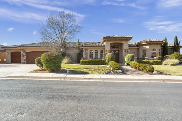1863 N Labyrinth Dr, St George, UT 84770 (MLS #19-200761) :: Remax First Realty
