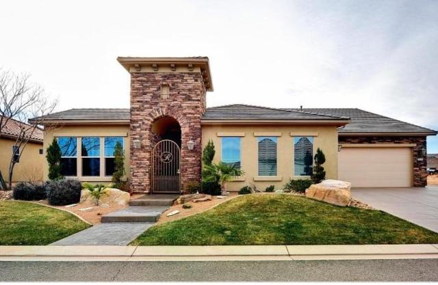 2035 W Aspiration Point Cir, St George, UT 84790 (MLS #19-200788) :: Red Stone Realty Team