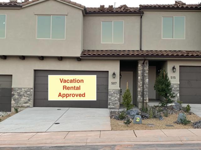 507 N Ventura Ln #54, Washington, UT 84780 (MLS #19-200823) :: The Real Estate Collective