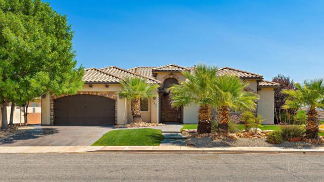 742 Lava Pointe Dr, St George, UT 84770 (MLS #19-200905) :: Diamond Group