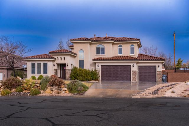1246 W 300 N, St George, UT 84770 (MLS #19-200977) :: Diamond Group