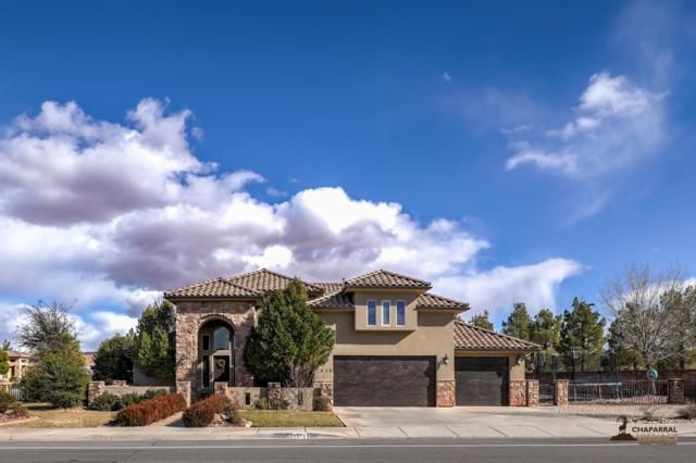 2919 S 2350 E St, St George, UT 84790 (MLS #19-201005) :: The Real Estate Collective