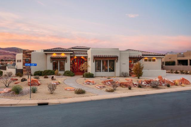2094 W Rising Sun Dr, St George, UT 84770 (MLS #19-201009) :: The Real Estate Collective