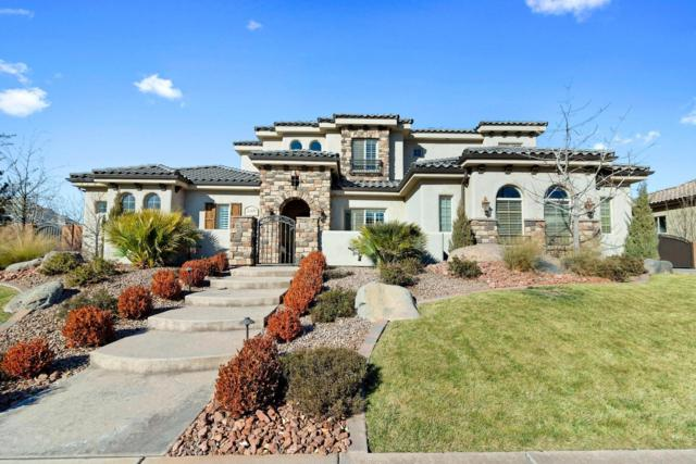 2451 Lagrasse Dr, St George, UT 84790 (MLS #19-201068) :: The Real Estate Collective