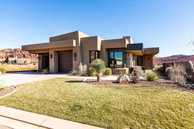 1355 E Snow Canyon Parkway #20, Ivins, UT 84738 (MLS #19-201077) :: Remax First Realty