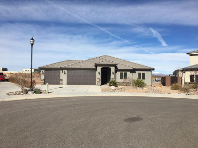 3451 E Church Rocks Cir, St George, UT 84790 (MLS #19-201081) :: The Real Estate Collective