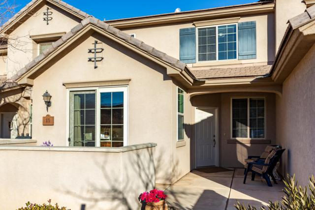 3439 S Barcelona Dr #29, St George, UT 84790 (MLS #19-201104) :: Red Stone Realty Team