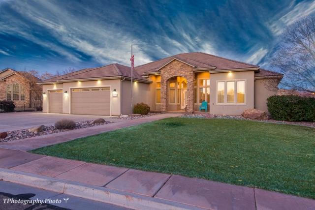 2489 S 2310 East Cir, St George, UT 84790 (MLS #19-201165) :: The Real Estate Collective
