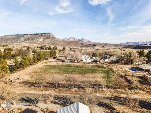 100 & Mill W Hwy 9 (Hwy To Zion), Virgin, UT 84779 (MLS #19-201218) :: The Real Estate Collective