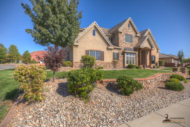 337 E 1100 S, Ivins, UT 84738 (MLS #19-201221) :: The Real Estate Collective