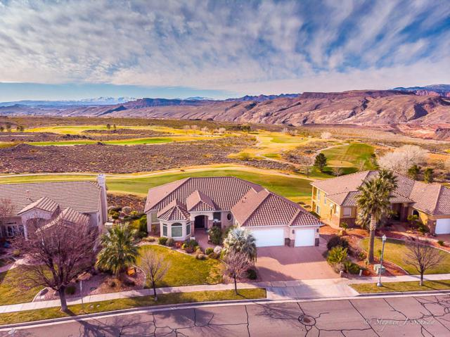 945 N Sky Mountain Blvd, Hurricane, UT 84737 (MLS #19-201225) :: The Real Estate Collective