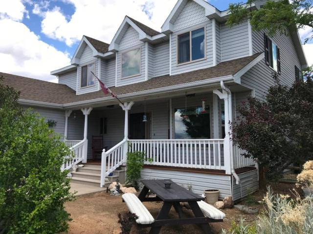 388 N Meadow Dr, Dammeron Valley, UT 84783 (MLS #19-201240) :: Remax First Realty