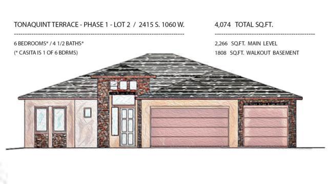 2415 S 1060 W, St George, UT 84770 (MLS #19-201265) :: Diamond Group