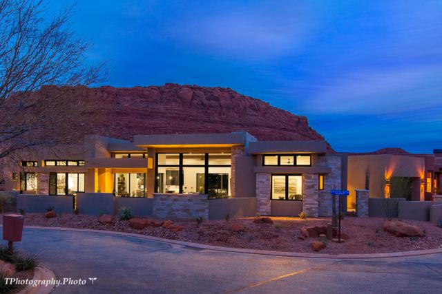 3052 N Snow Canyon Parkway Lot #61, St George, UT 84770 (MLS #19-201274) :: The Real Estate Collective